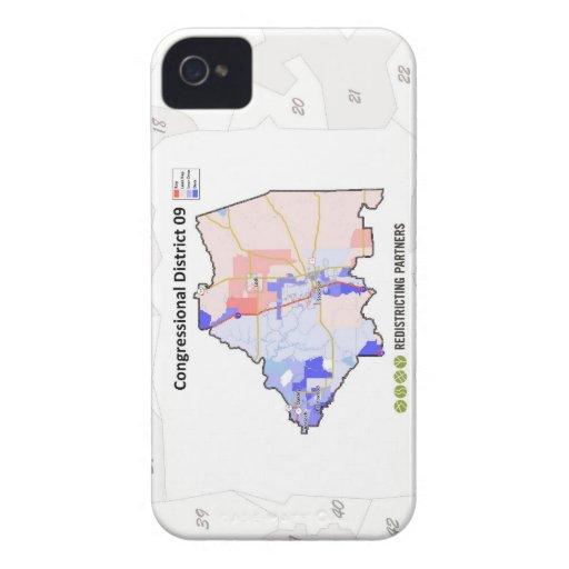 CD09 Case-Mate iPhone 4 CÁRCASAS