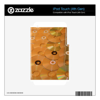 cd #2 iPod touch 4G skins