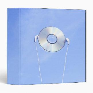 CD 3 RING BINDER