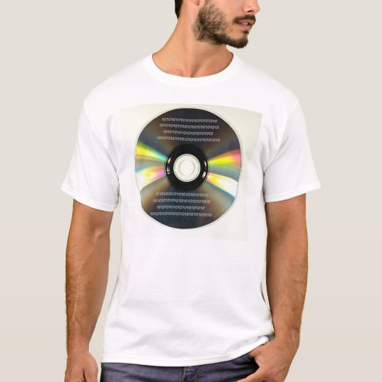 CD and code T-Shirt