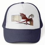 cd cover 1 trucker hat