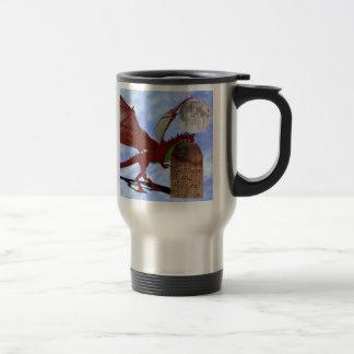 cd cover and disk lable coffee mug