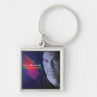 """CD Cover Art """"Everlasting"""" Keychain"""