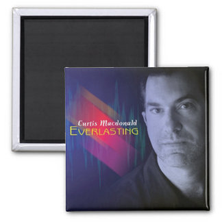 "CD Cover Art ""Everlasting"" Refrigerator Magnet"