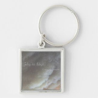 """CD Cover Art """"Falling Into Midnight"""" Key Chains"""