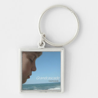 "CD Cover Art ""Grandcascade"" Keychain"