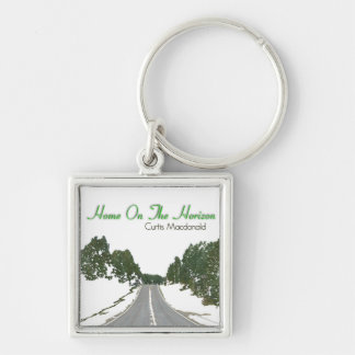 """CD Cover Art """"Home On The Horizon"""" Keychain"""