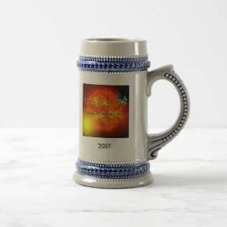 CD Cover four minutes shy5211, 2007 Beer Stein