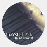 CD de Daysleeper (pequeños pegatinas)