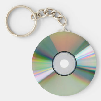 """CD"" design gifts and products Keychain"