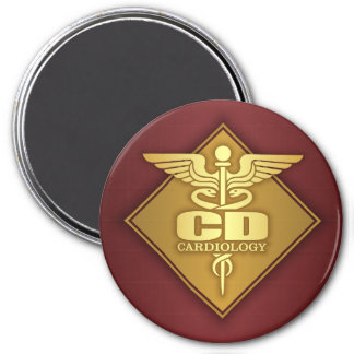 CD (gold)(diamond) Magnet