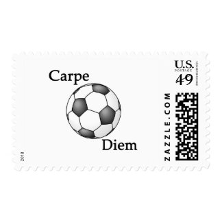 CD Soccer Ball Postage