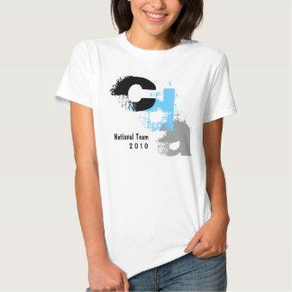 CDA National Team 2010 T-Shirt