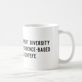 CDC 7 Banned Words Mug