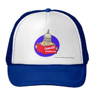 CDC Hagen logo hat