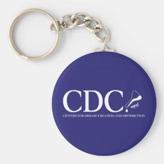 CDC KEYCHAIN