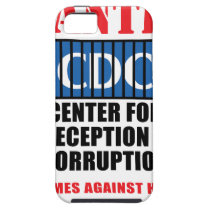 CDC Whistleblower Truth Anti-Vaccine SIDS VAXXED iPhone SE/5/5s Case
