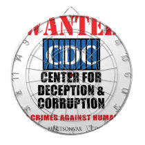 CDC Whistleblower Truth Anti-Vaccine SIDS VAXXED Dartboard