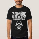 CDC Zombie Apocalypse Response Team Shirts