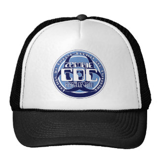 CDC Zombie Responce Team Trucker Hat