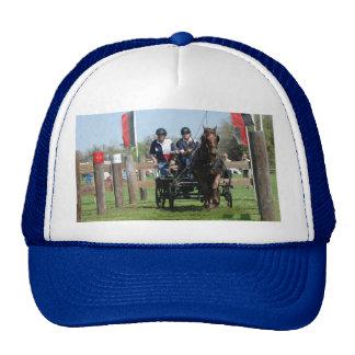 cde del roble vivo gorras