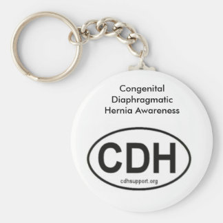 CDH Awareness Keychain