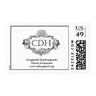CDH Awareness Postage Stamp