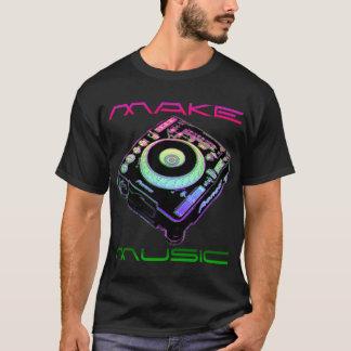 CDJ MAKE MUSIC T-Shirt