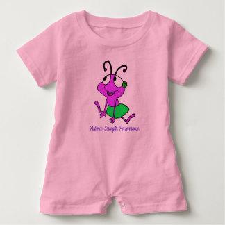 CDKL5 Awareness Rumper, Sonya Story, CDKL5 T-shirt