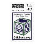 CdLS Awareness Postage Stamp Final Draft