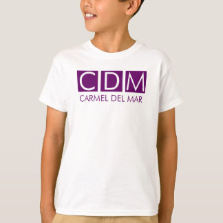 CDM - BLOCKS (Youth) T-Shirt