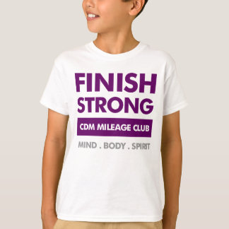 CDM - FINISH (Youth) T-Shirt