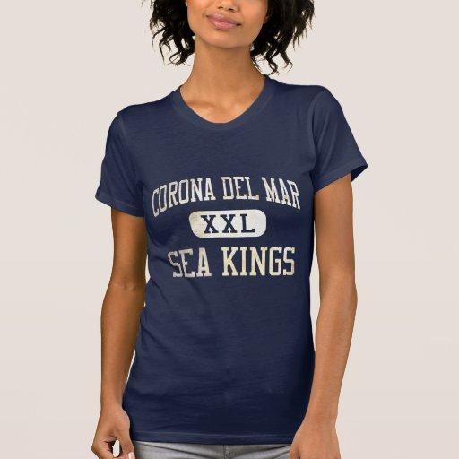 CdM Sea Kings Athletics T Shirts