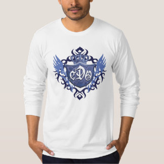 CDO -Crest Shield Mens Fitted T-Shirt