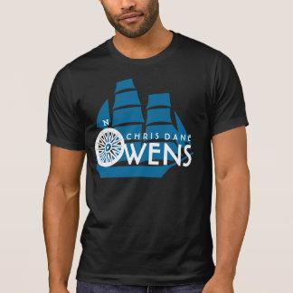 CDO-Destroyed T-shirt Tall Ship