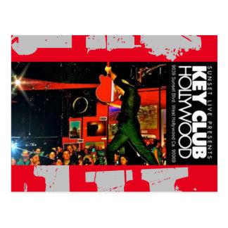 CDO-KEY CLUB POST CARD