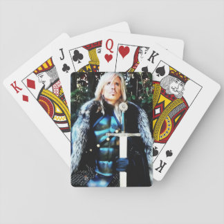CDO- Knight of The Third Kingdom- Playing Cards