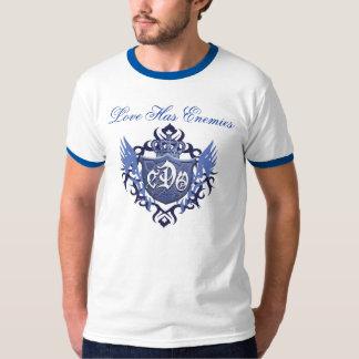 CDO- la camisa de los hombres del logotipo del