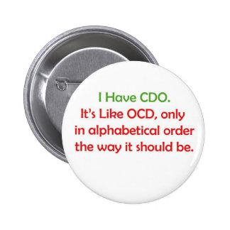 CDO PIN