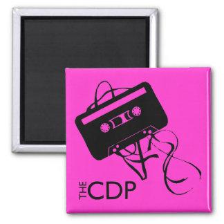 CDP Cassette Magnet