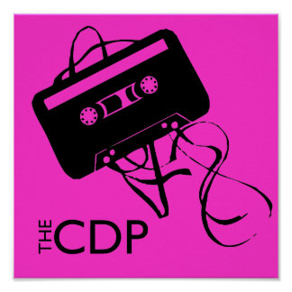 CDP Mix-Tape Poster