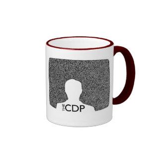 CDP White Noise Mug