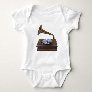 CDPlayer061509 Baby Bodysuit