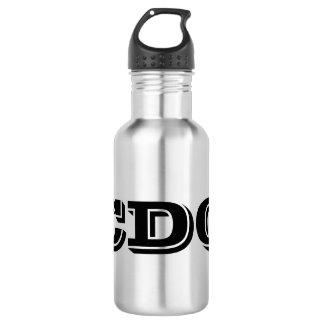 CDQ Water Bottle