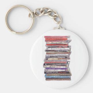 CD's Keychains