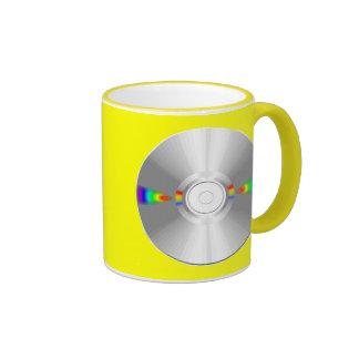 CD'S COFFEE MUGS