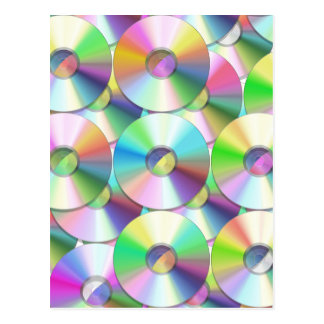CDs Postcard