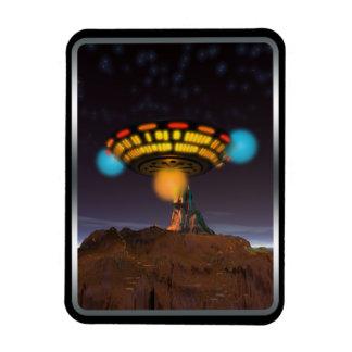 CE3K UFOs V1 Rectangular Photo Magnet