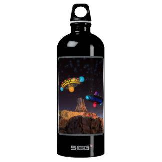 CE3K UFOs V2 Aluminum Water Bottle