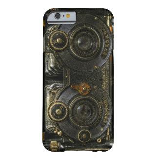 Ce punky de la caja de la cámara de la escuela funda para iPhone 6 barely there